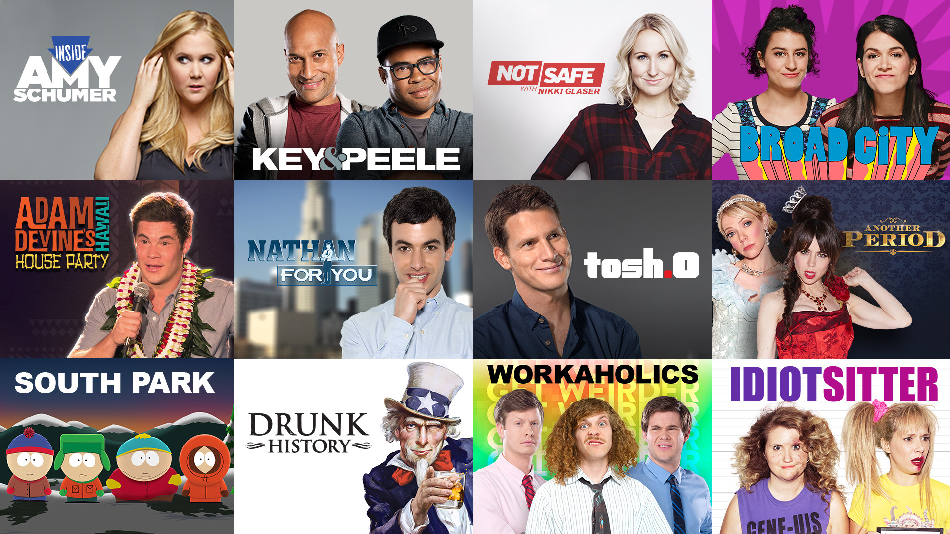 WATCH ALL YOUR FAVORITE SHOWS, RIGHT ON YOUR PHONE - DOWNLOAD THE APP