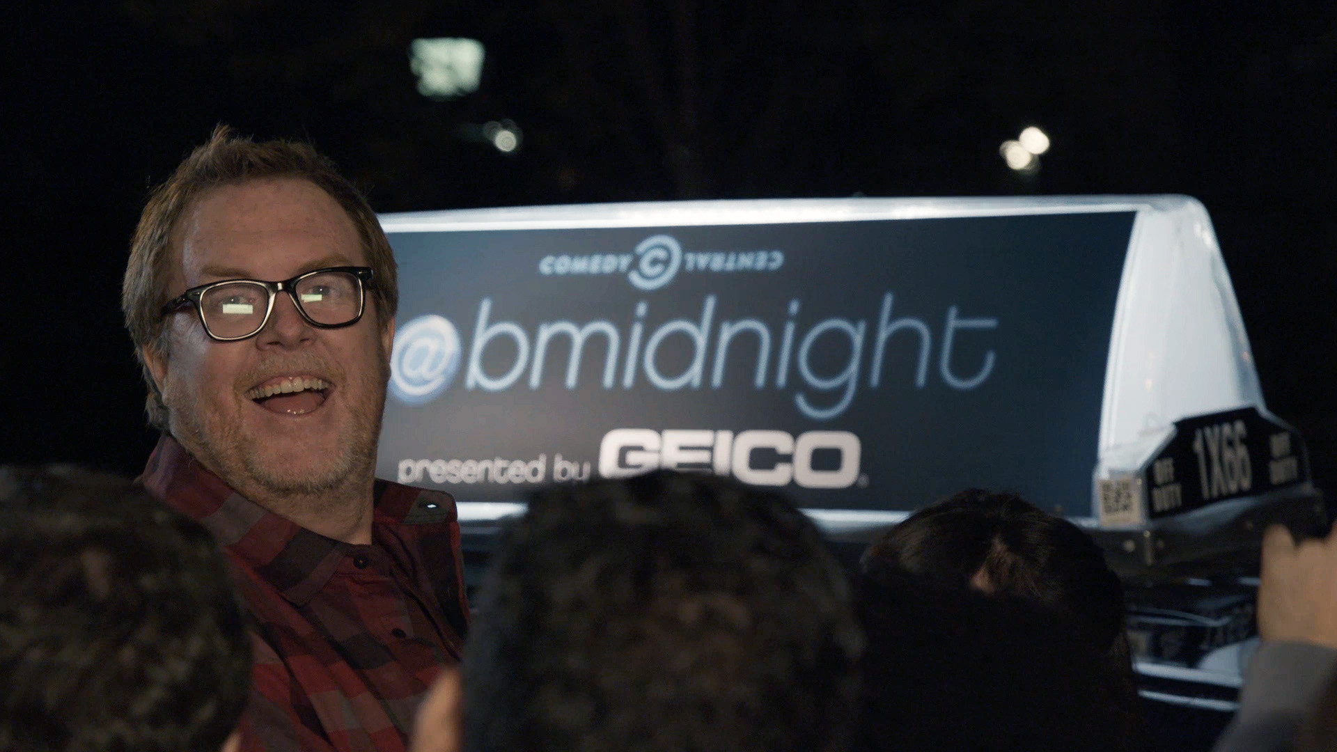 @MIDNIGHT HITS THE STREETS - WELCOME TO C@BMIDNIGHT