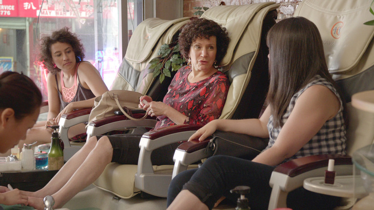 BROAD CITY - ILANA'S MOM HAS A HANDBAG OBSESSION