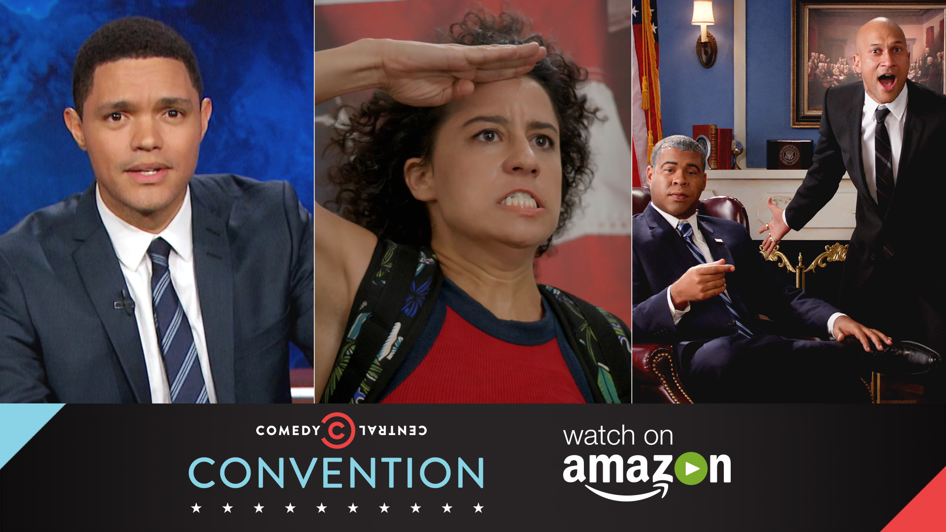 TIME TO BINGE - COMEDY CENTRAL CONVENTION