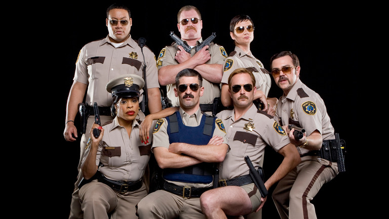 RENO 911! ON THE CC APP - YOU HAVE THE RIGHT TO FULL EPISODES