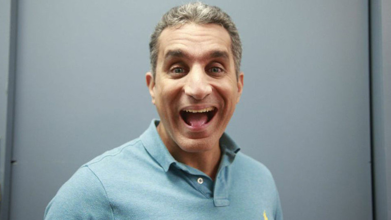 LATEST EPISODE - MEET BASSEM YOUSSEF, EGYPT'S JON STEWART