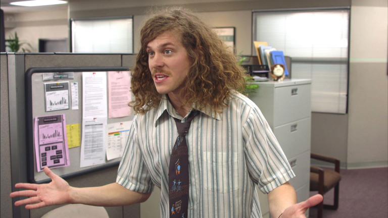 BLAKE'S NINJA WEAPONS - WORKAHOLICS: OFFICE PARTY