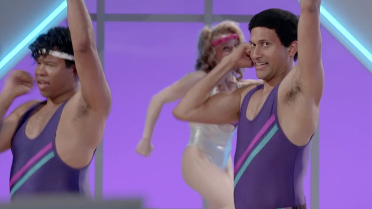 KEY & PEELE - JUST KEEP DANCING