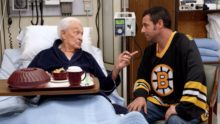 PREVIEW: YOU'RE LOOKING OLD - ADAM SANDLER VS. BOB BARKER
