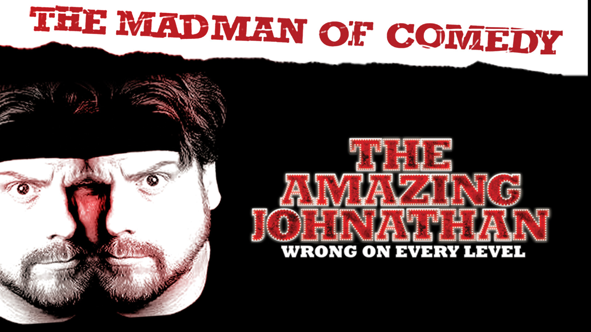 The Amazing Johnathan: Wrong on Every Level