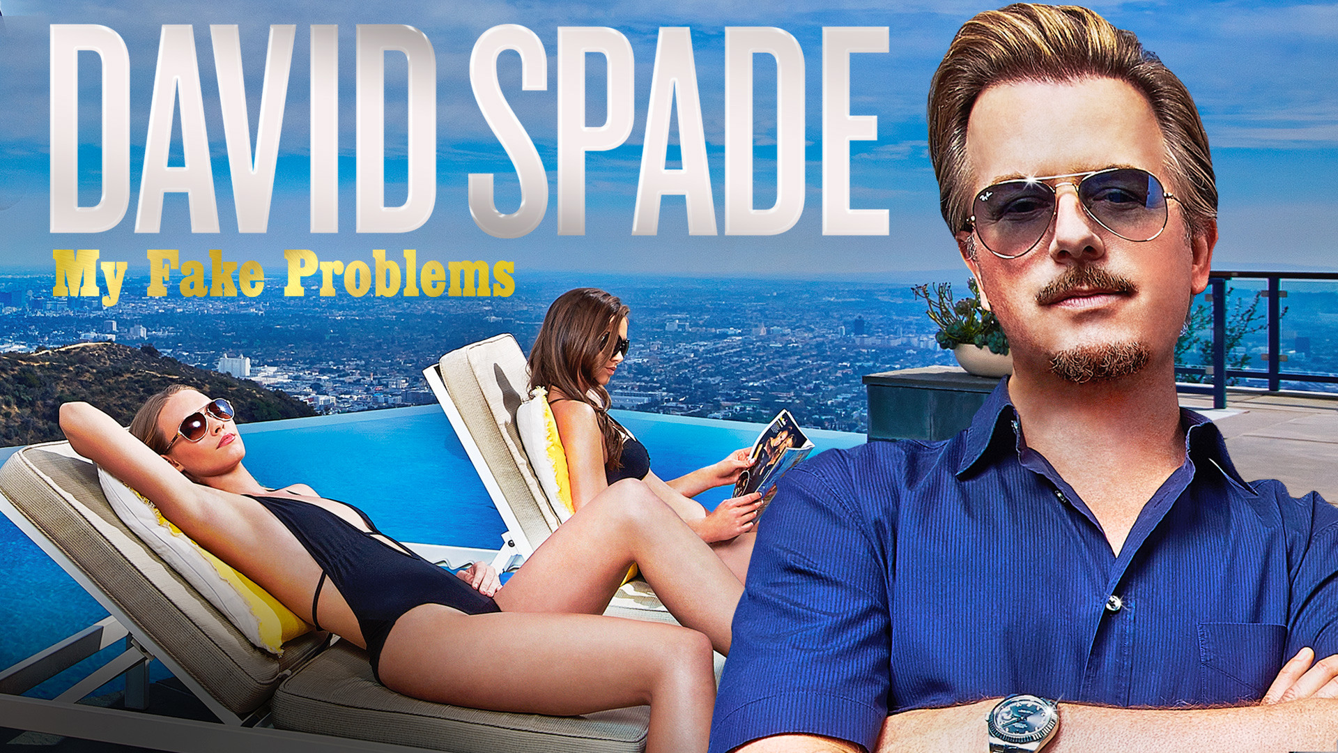 DAVID SPADE - MY FAKE PROBLEMS