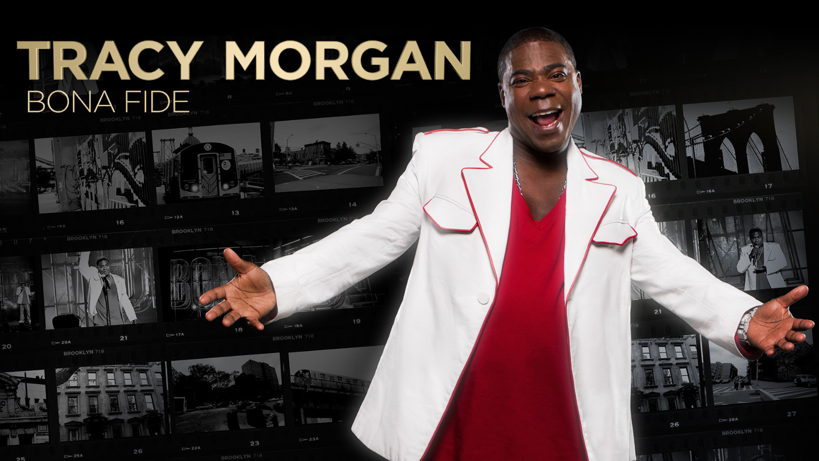TRACY MORGAN - BONA FIDE