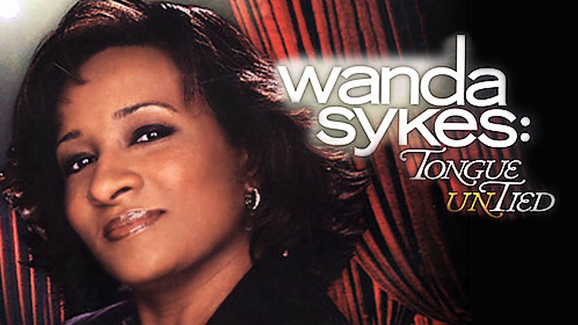 WANDA SYKES - TONGUE UNTIED