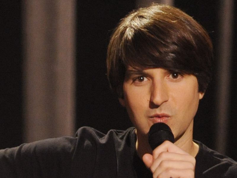 Demetri Martin Stand Up Comedian Comedy Central Stand Up
