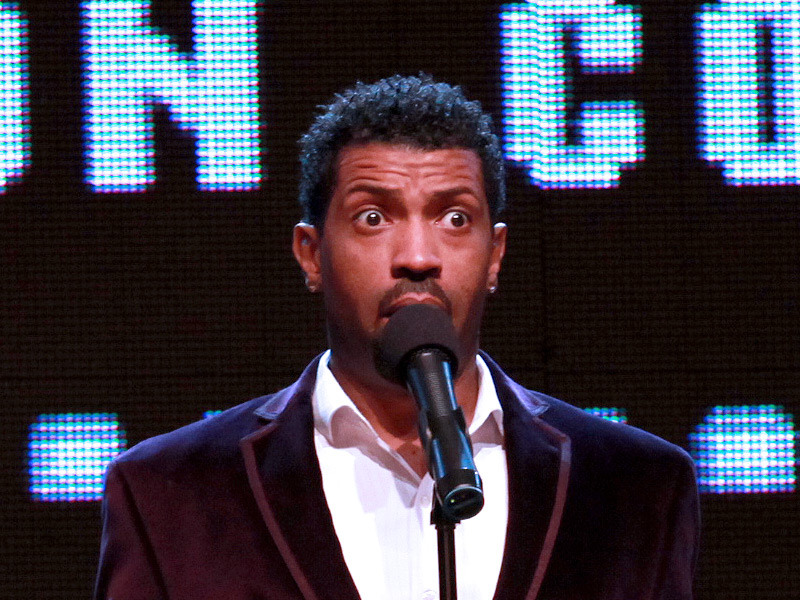 Deon Cole Stand Up Comedian Comedy Central Stand Up