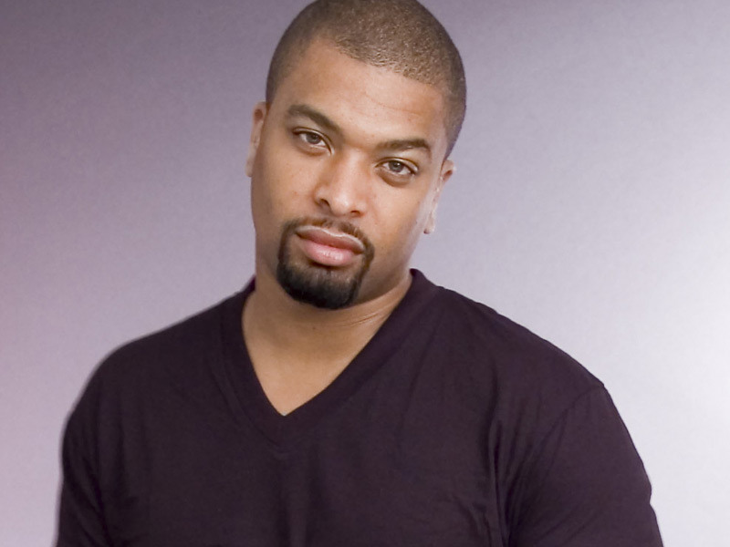Deray Davis Stand Up Comedian Comedy Central Stand Up