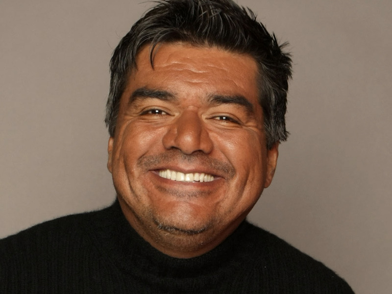 George Lopez Stand Up Comedian Comedy Central Stand Up