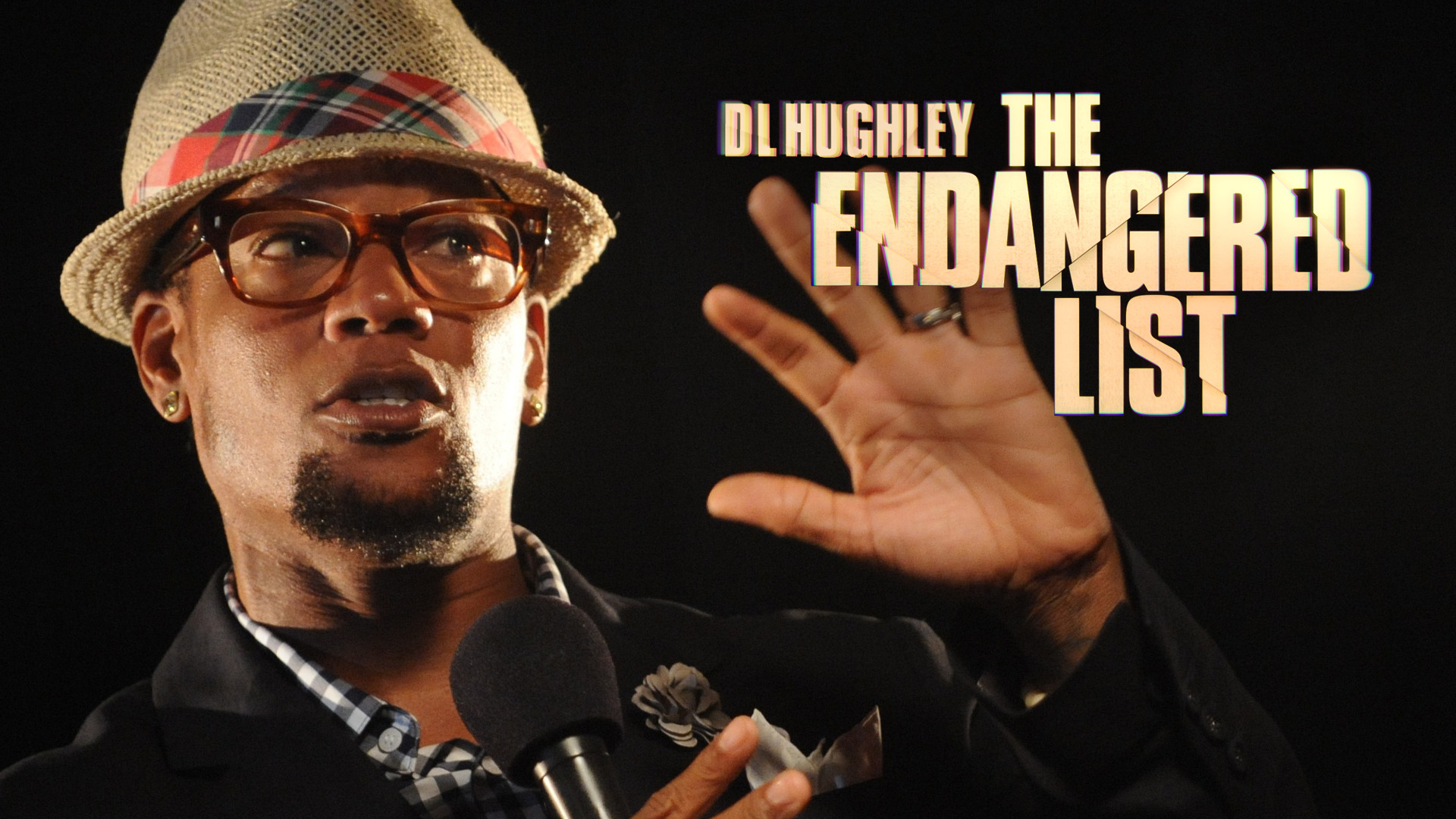 D.L. HUGHLEY - THE ENDANGERED LIST