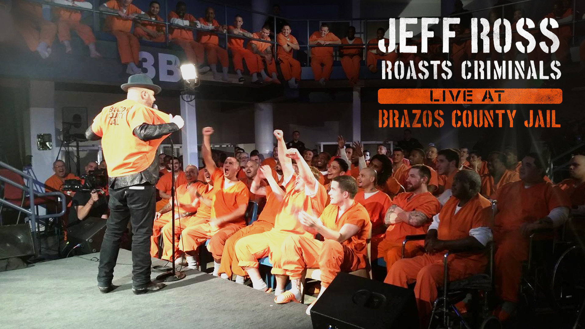 JEFF ROSS - ROASTS CRIMINALS