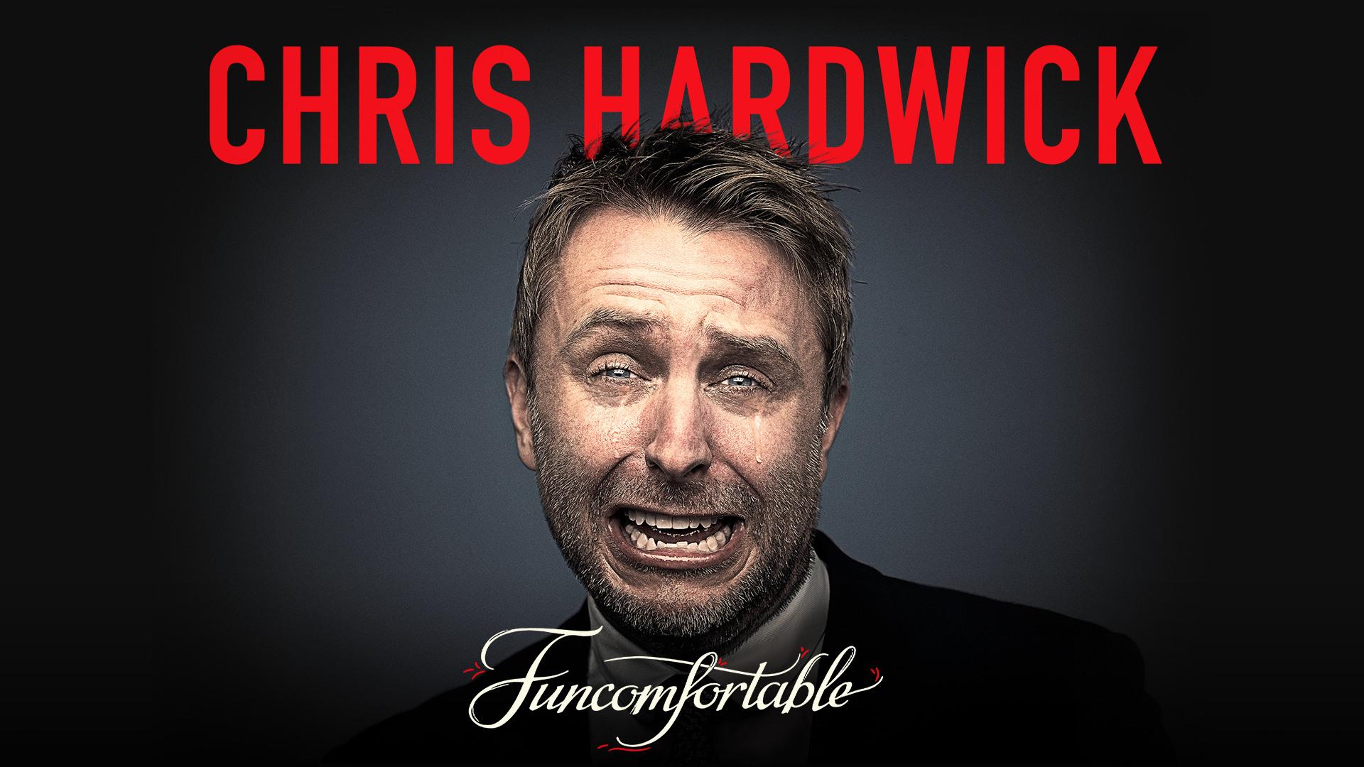 CHRIS HARDWICK - FUNCOMFORTABLE