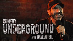 Dave Attell Comedian page [comedy underground]