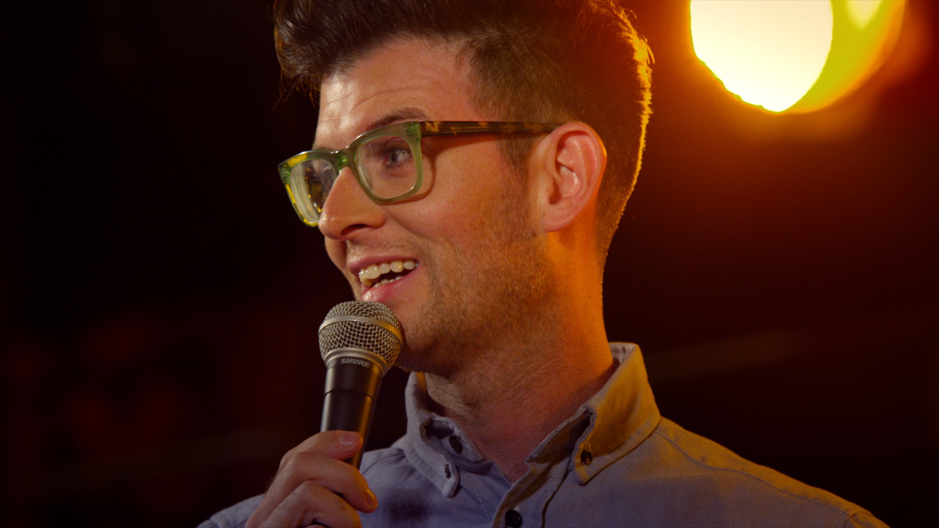 Uncensored - Moshe Kasher Offends Some Jews
