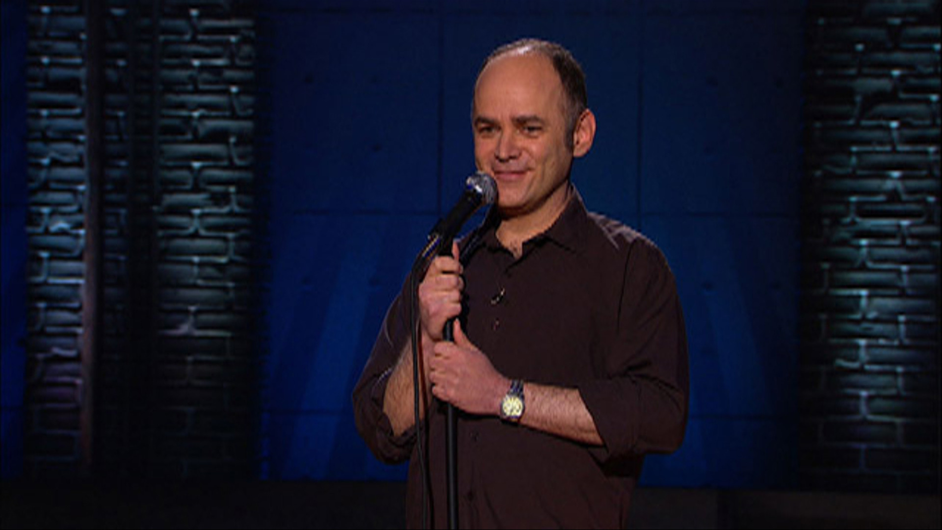 Todd Barry - Hailing a Taxi