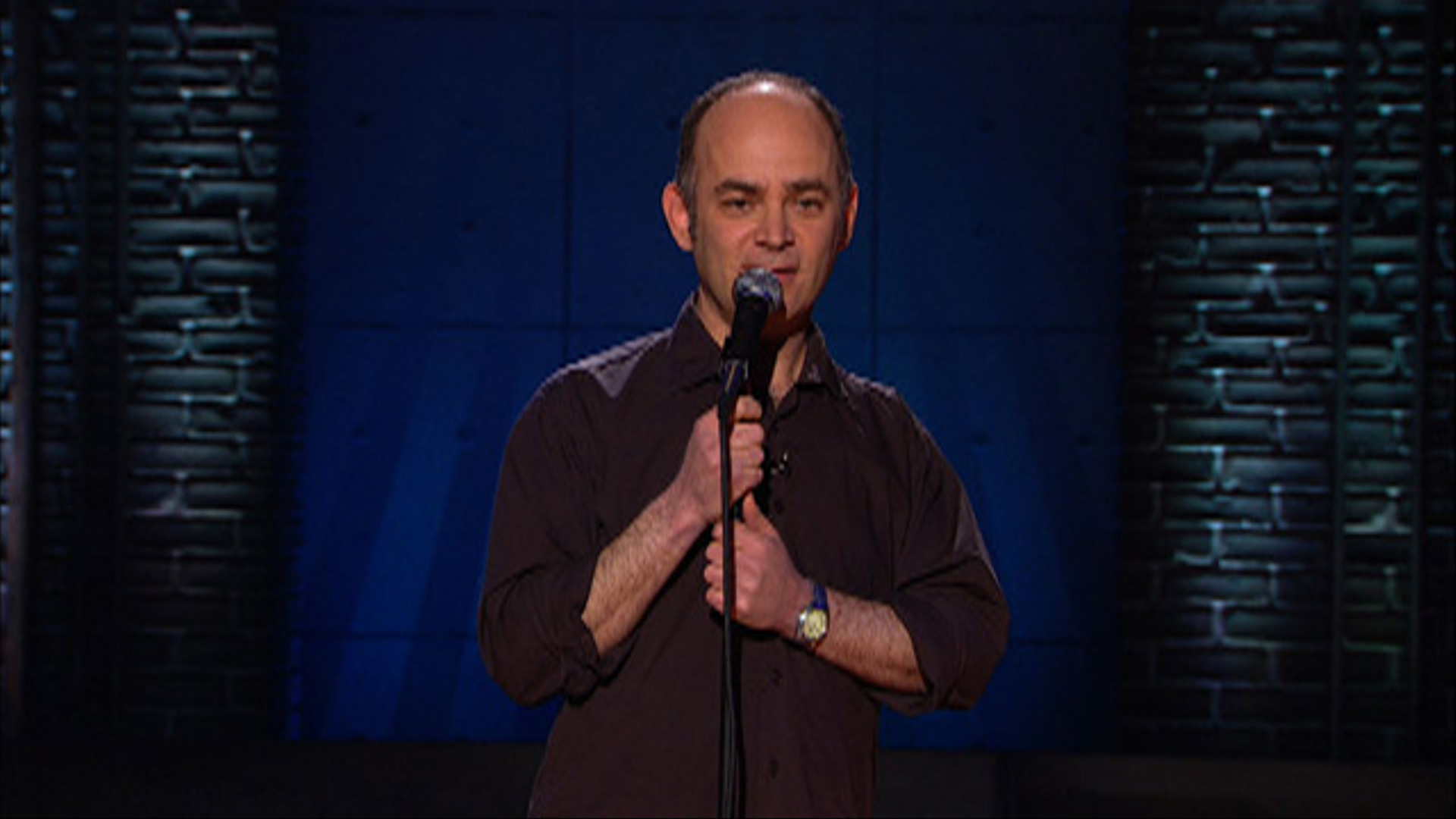 Todd Barry - Fake Follow-Up Question