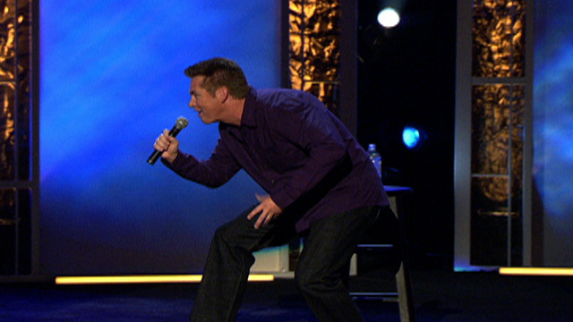 Brian Regan - Kidnapping Russell Crowe