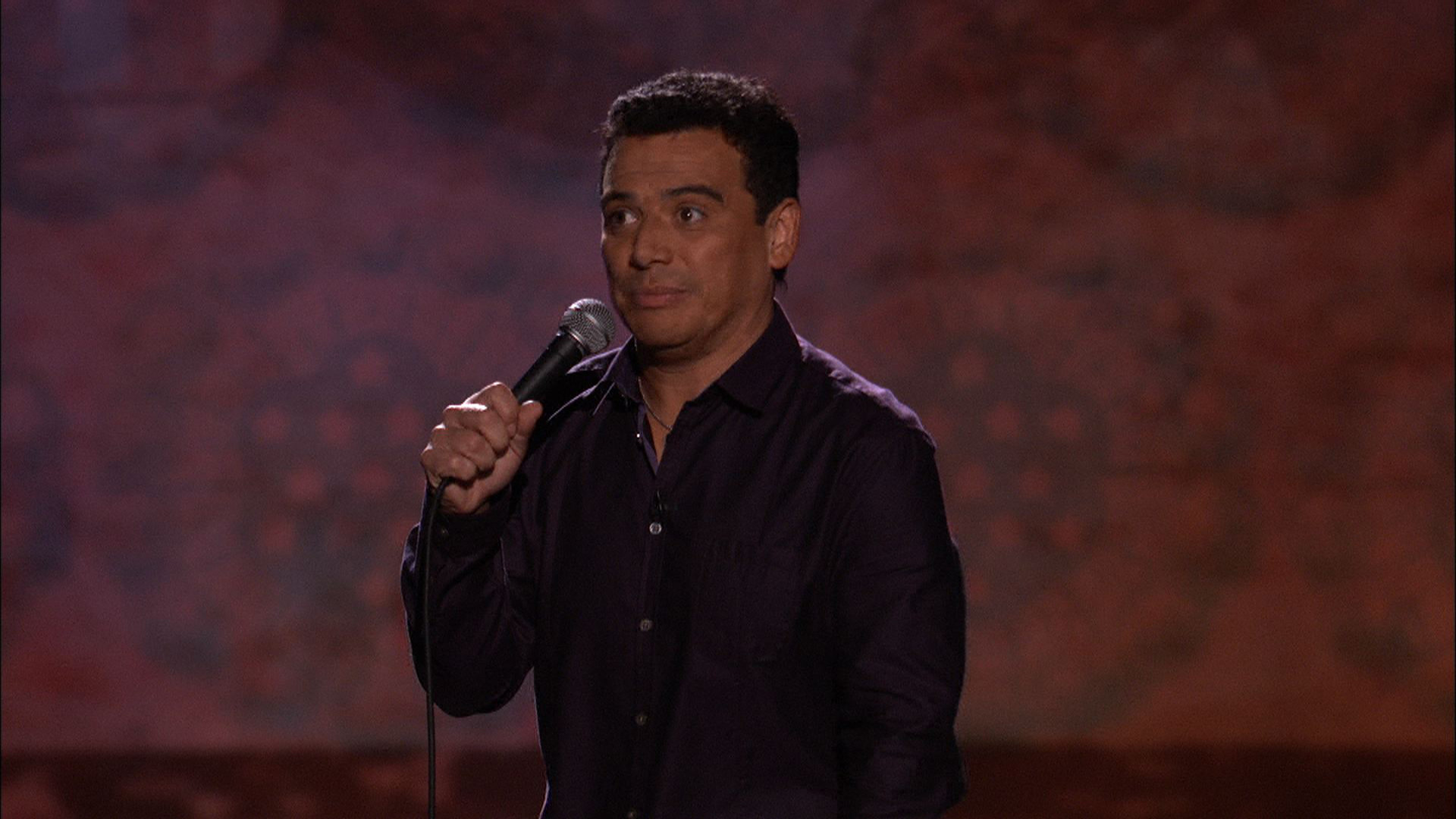 Carlos Mencia - Sensitive Economy