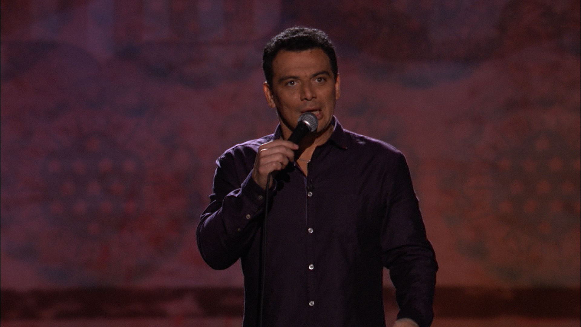 Uncensored - Carlos Mencia - Got to Have Perspective