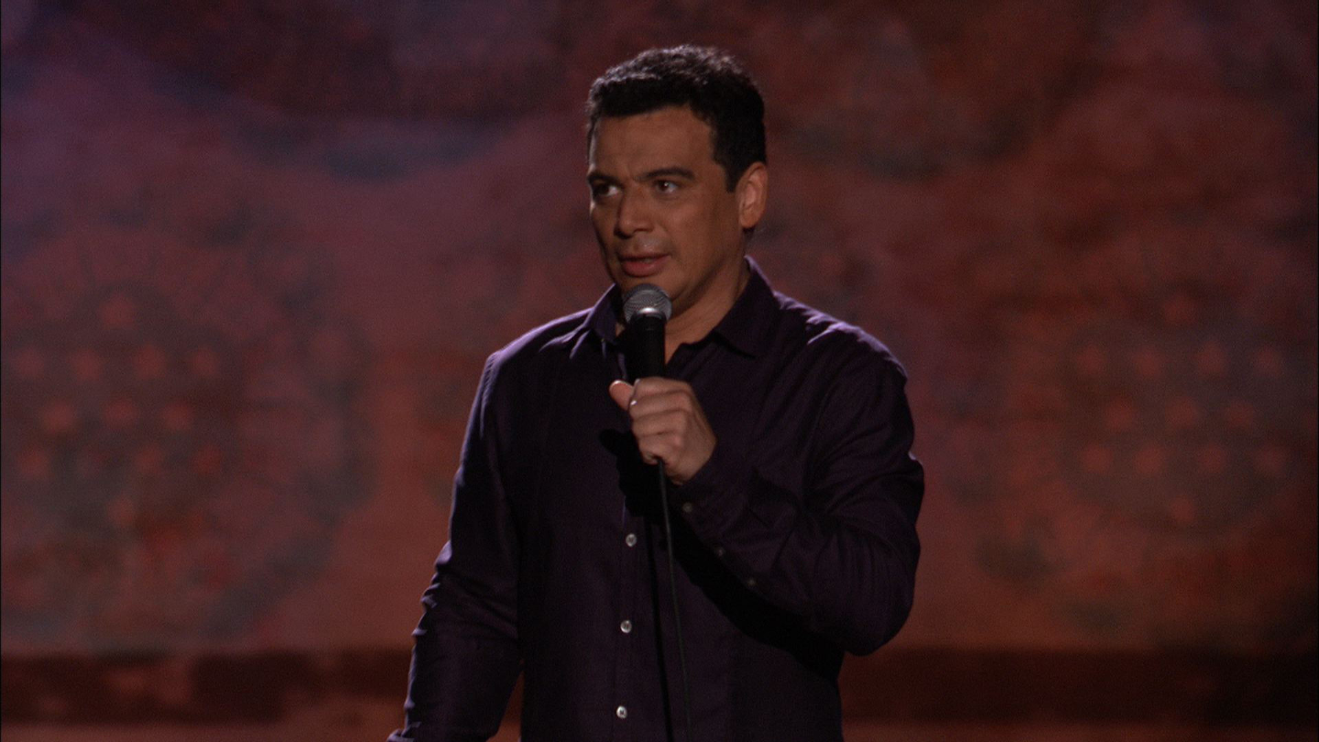 Uncensored - Carlos Mencia - Badass Dad