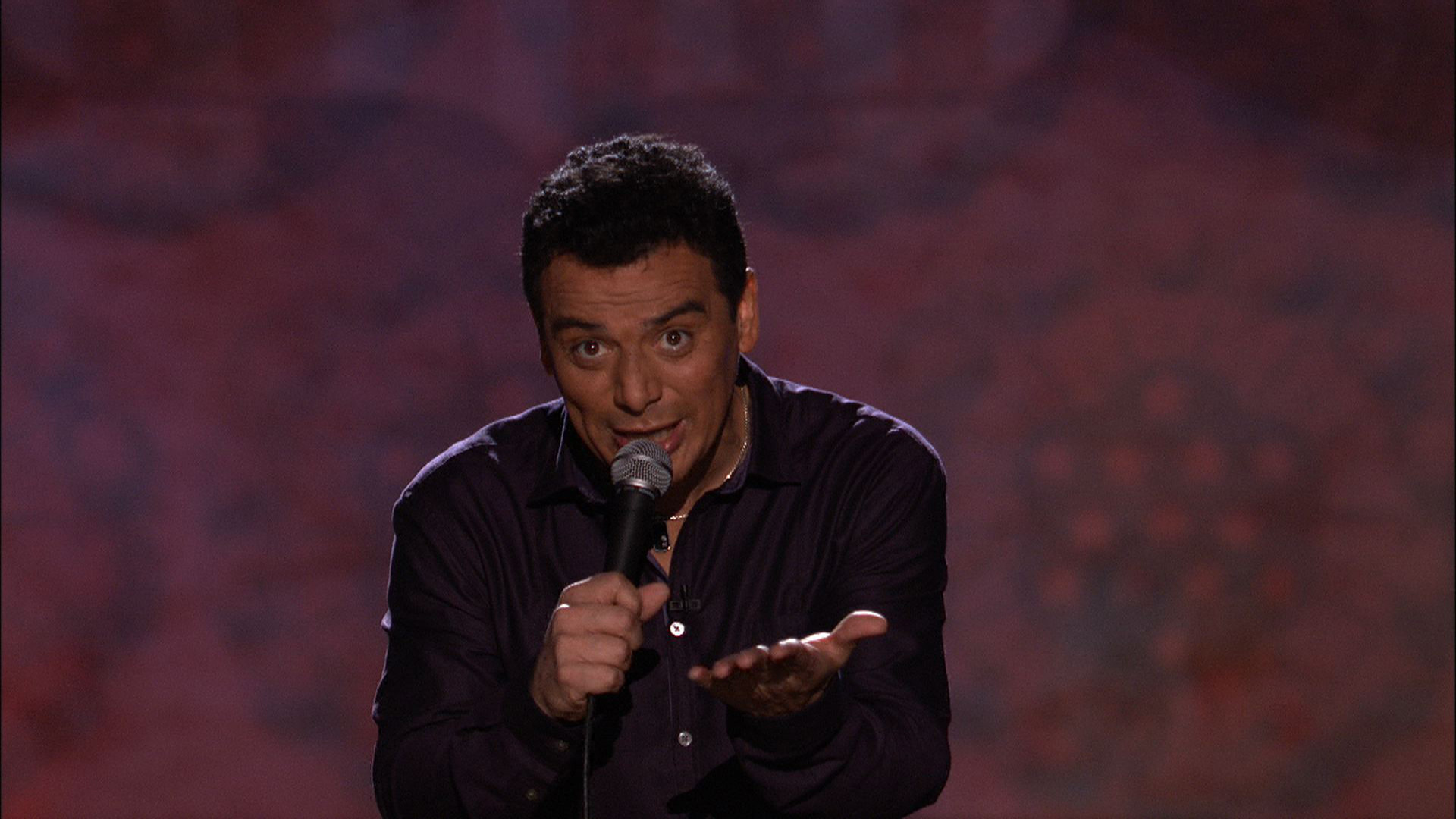 Uncensored - Carlos Mencia - Choose a Side