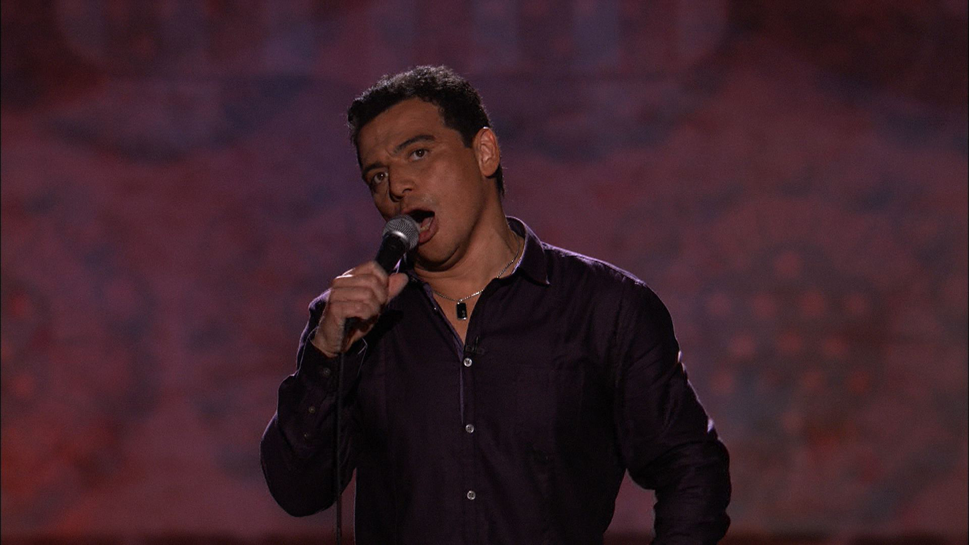 Uncensored - Carlos Mencia - Without an Accent