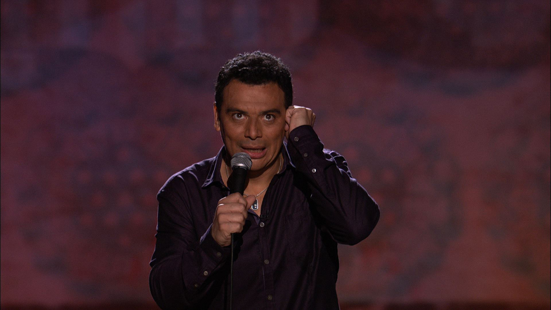 Uncensored - Carlos Mencia - Three Ice Cubes