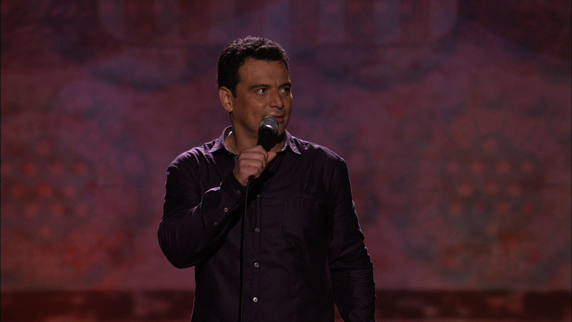 Uncensored - Carlos Mencia - We Are Pirates