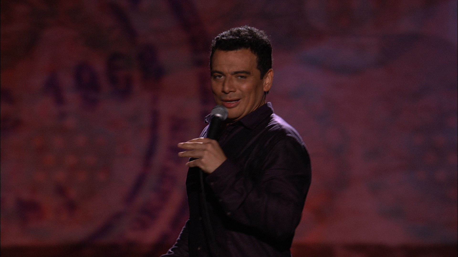 Uncensored - Carlos Mencia - Barack Obama Joke
