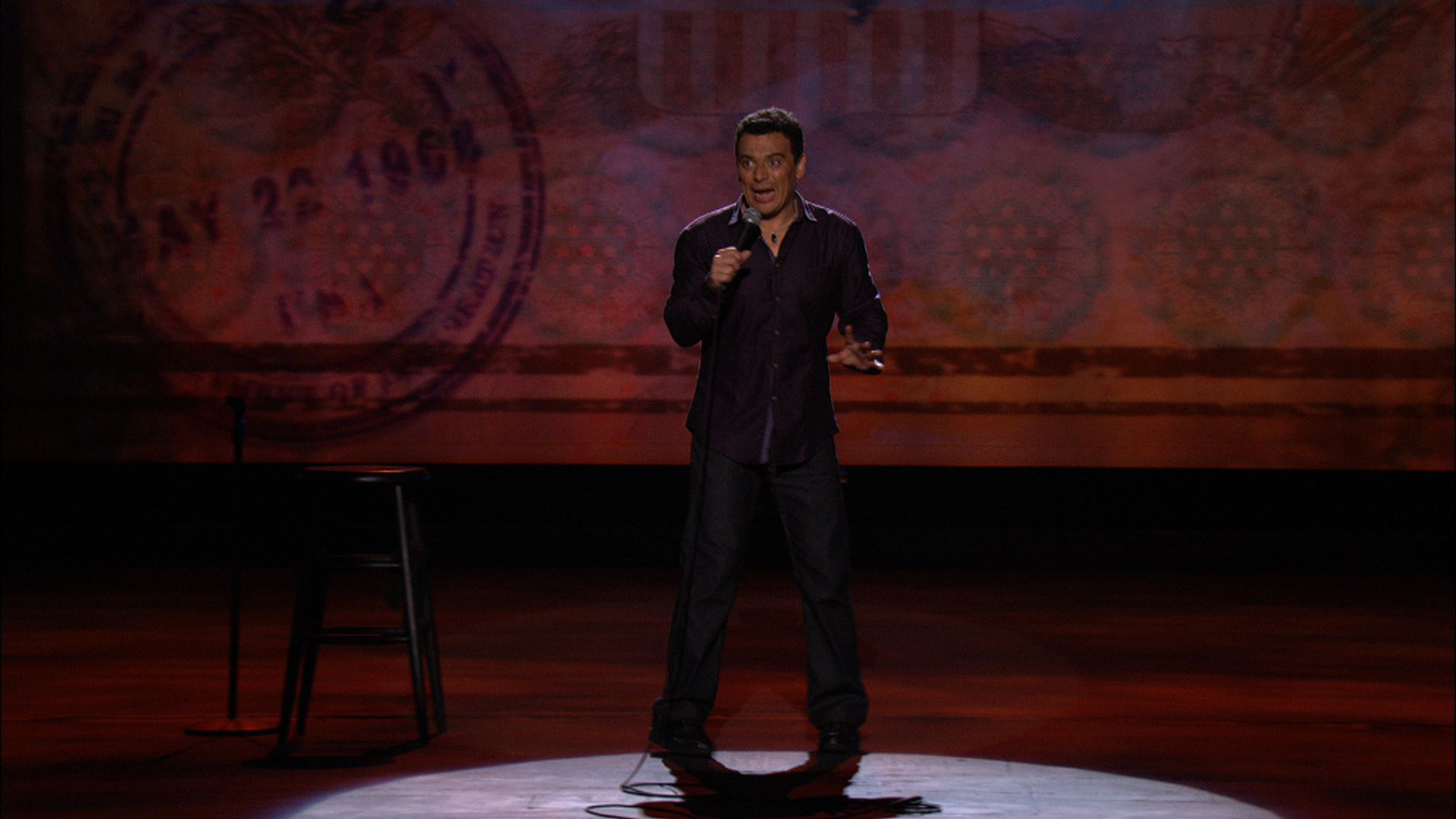 Uncensored - Carlos Mencia - Keep It Real