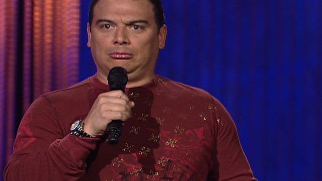 Carlos Mencia - Race Card