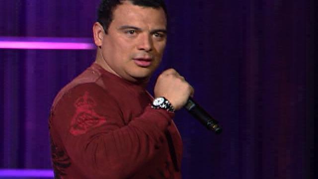 Carlos Mencia - Superheroes