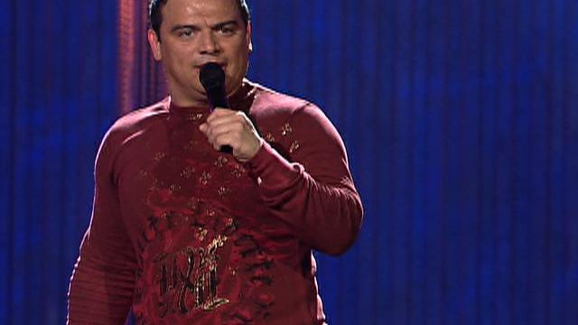 Carlos Mencia - Jiggaman