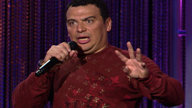 Carlos Mencia - Gays in the Military