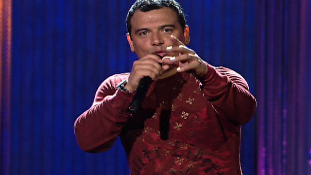 Carlos Mencia - What Men Want
