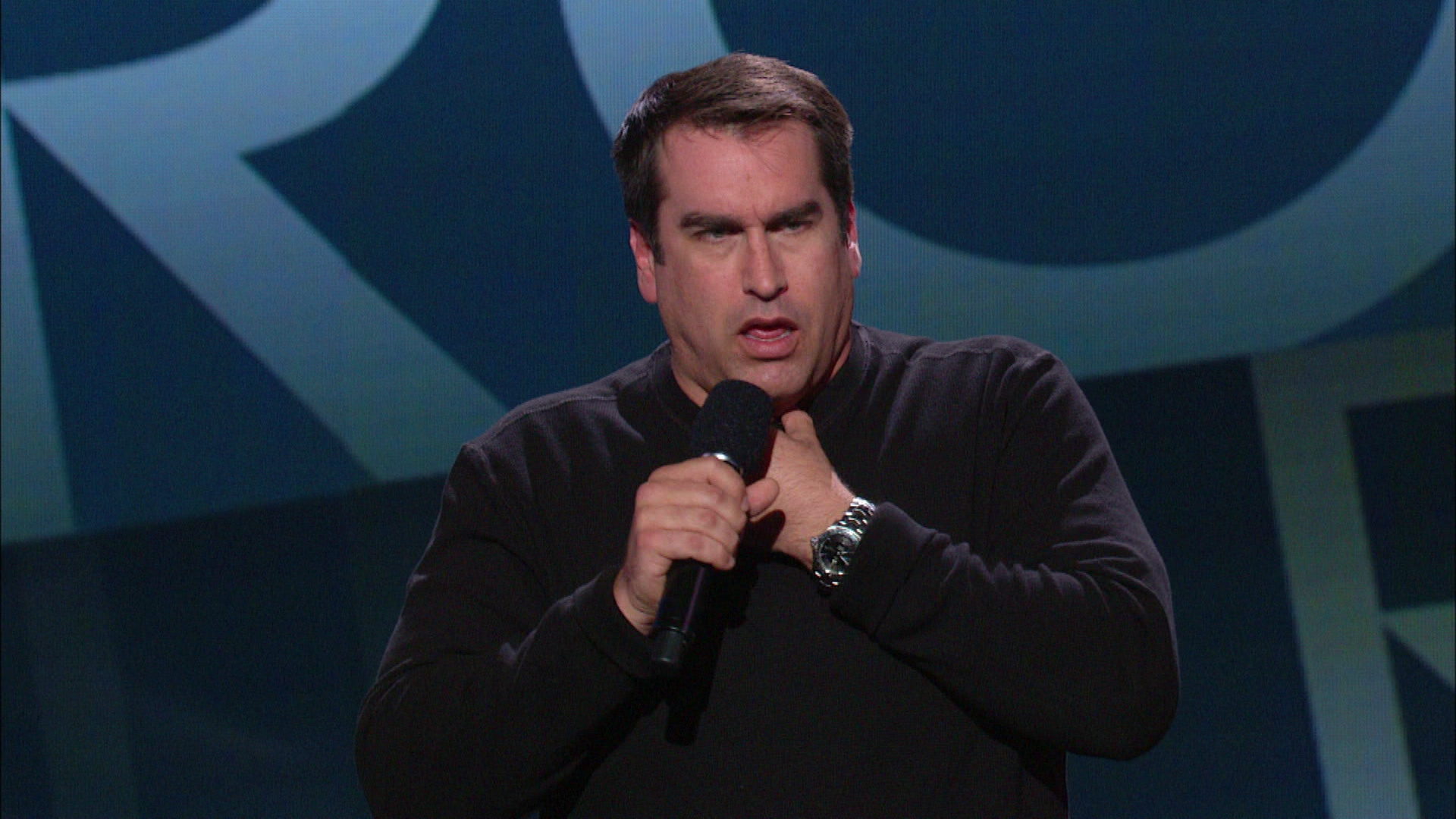 CC Presents: Rob Riggle