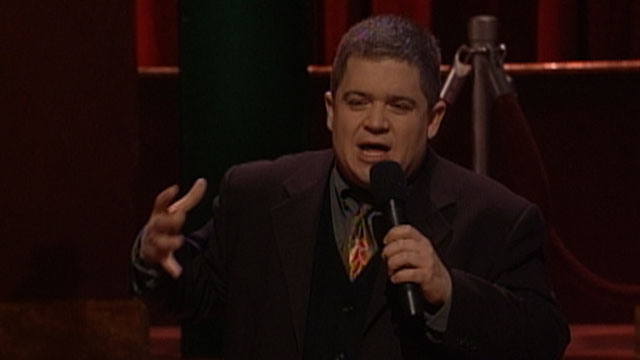CC Presents: Patton Oswalt