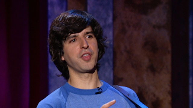 CC Presents: Demetri Martin