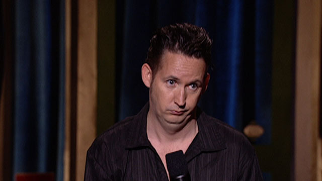 CC Presents: Harland Williams