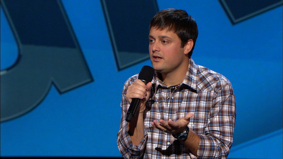 CC Presents: Nate Bargatze