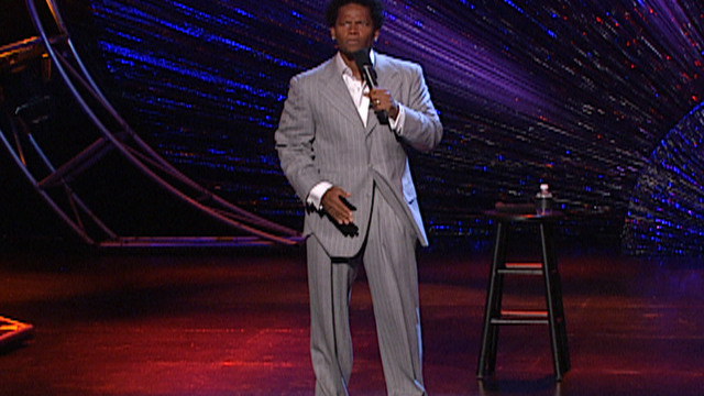 DL Hughley - Iraq War