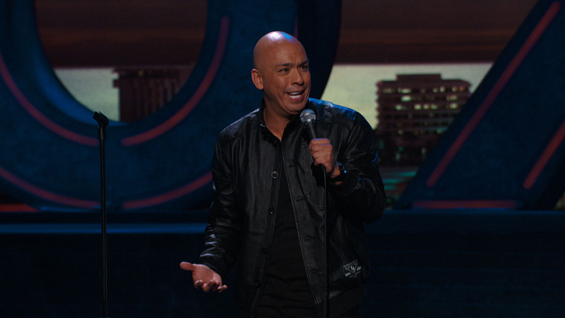Uncensored - Jo Koy - First Earthquake