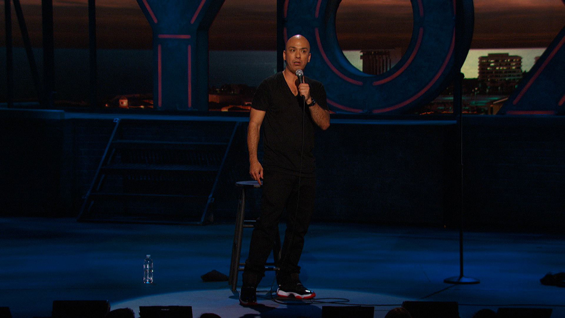 Uncensored - Jo Koy - You're Stupid