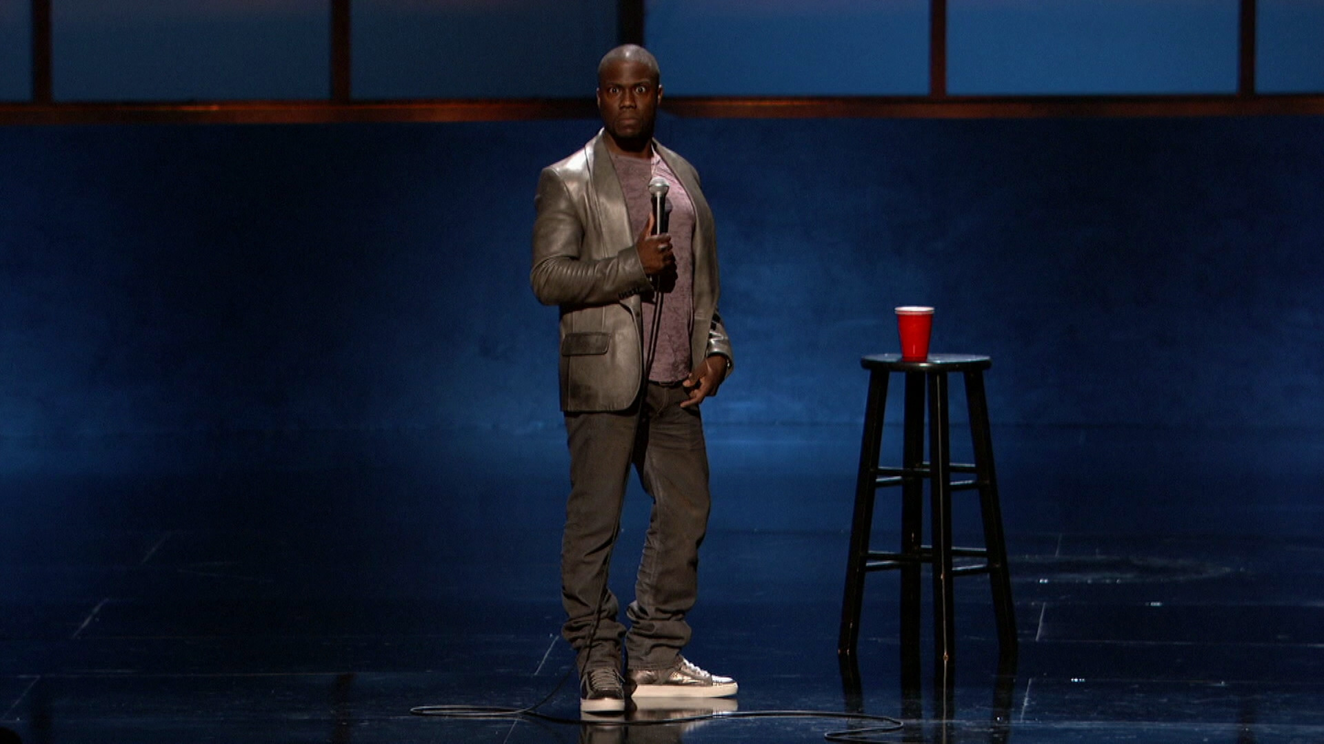 Uncensored - Kevin Hart - Almost Lost You Today