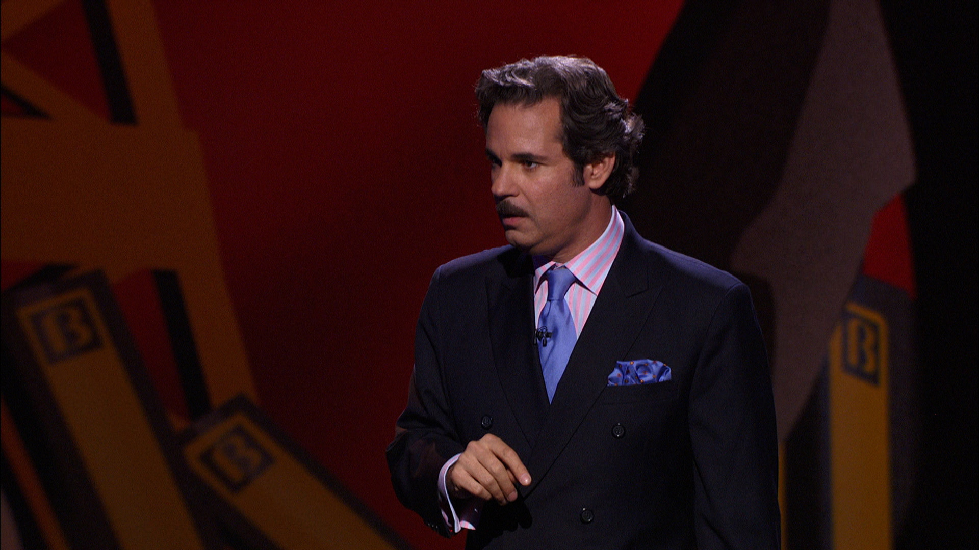 Paul F. Tompkins - Getting Yelled At