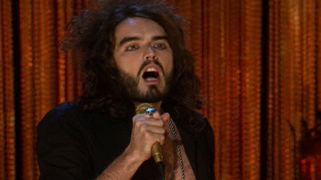 Russell Brand - Fame in America